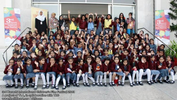 Karachi International Children's Film Festival 2013
