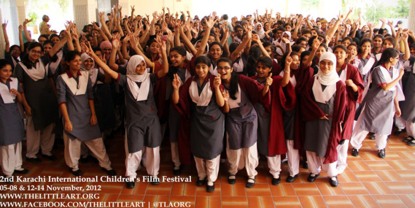 2nd Karachi International Children's Film Festival 2012