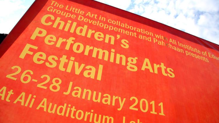 Children's Performing Art Festival 2011
