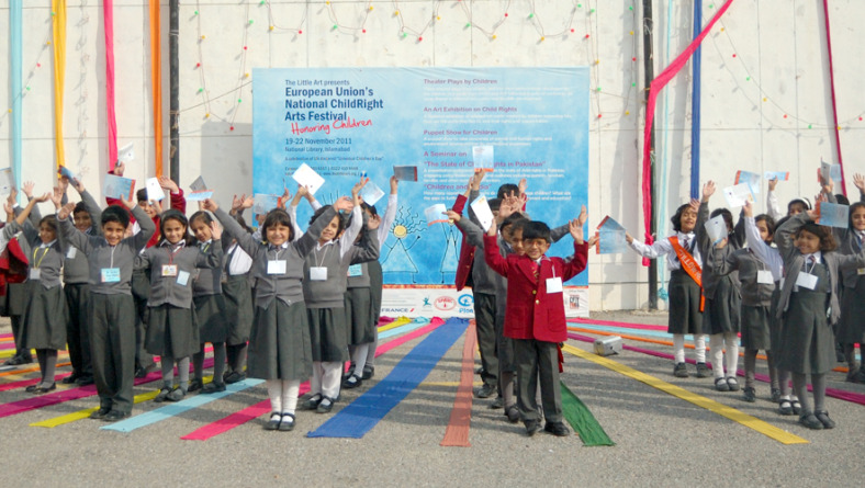 Call for Entries – 2nd National ChildRight Arts Festival