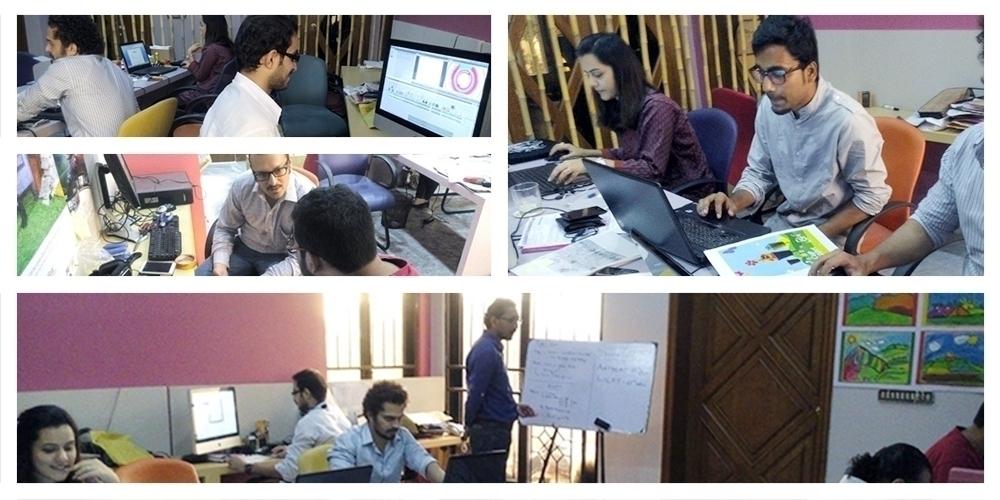 team working blog post
