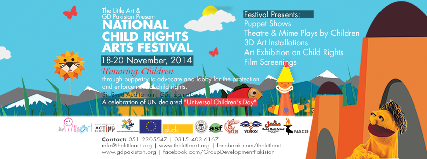 2nd National Child Rights Arts Festival 2014