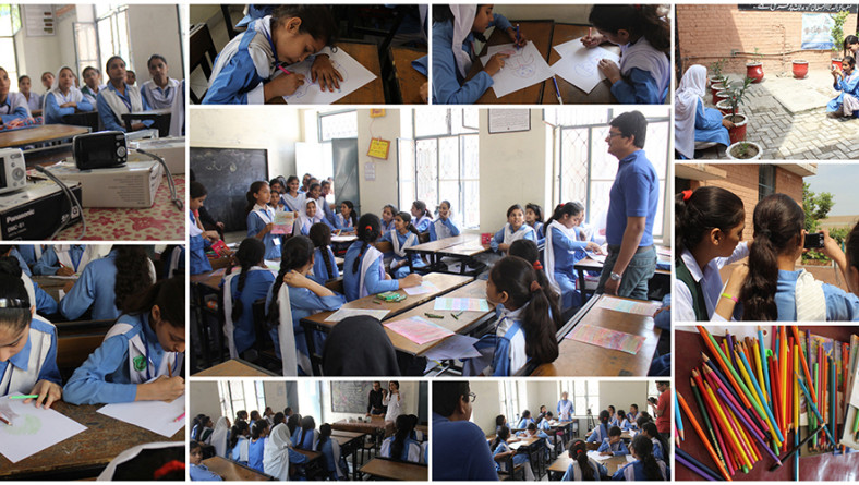 Camera Kahani and ArtBeat Workshops in Gopal Nagar