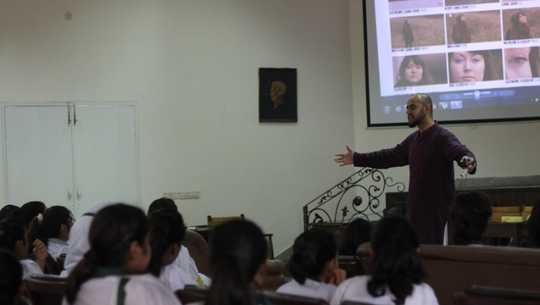 Storytelling Through Film – LICFF Filmmaking Workshops