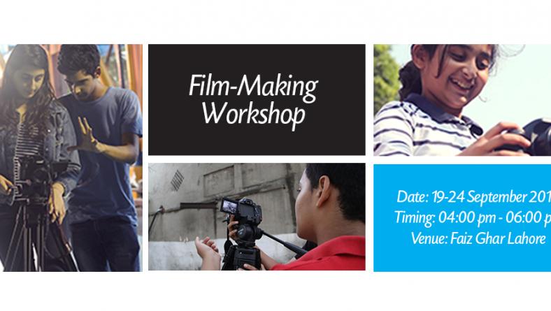 Once Upon a Film – Film Making Workshop