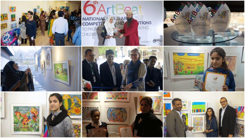 Exhibitions Season Report – 6th ArtBeat 2017