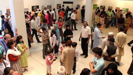 ArtBeat – National Child Art Competition and Exhibitions 2013