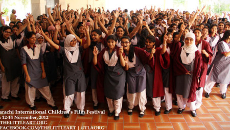 2nd Karachi International Children's Film Festival 2012