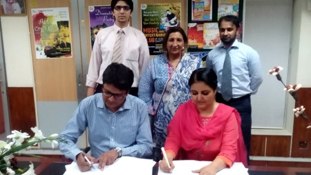 TLA Signs an MoU with Roots Garden School System