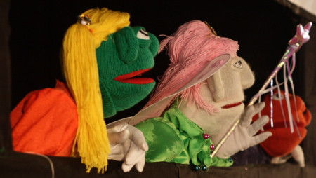 Host Puppet Show in Your School
