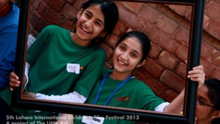 5th Lahore International Children's Film Festival 2013
