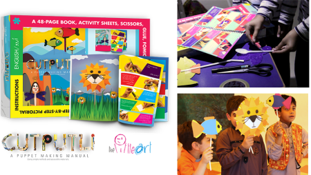 CutPutli – Art of Puppetry for Children