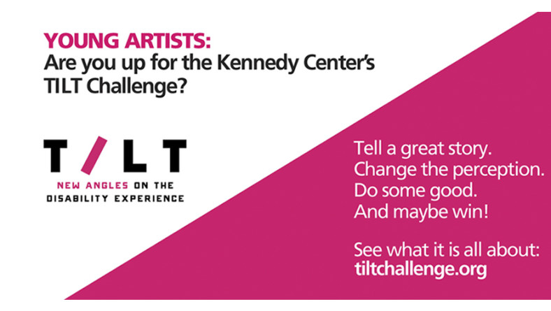 Join Kennedy Center's TiLT Challenge from Pakistan