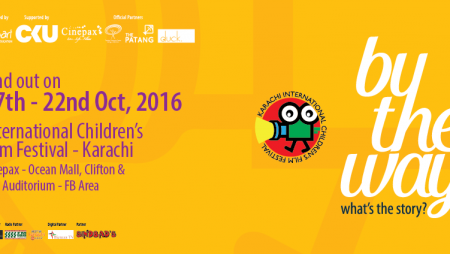 International Children's Film Festival – Karachi 2016