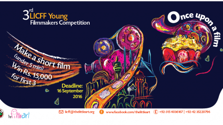 LICFF Young – 3rd Filmmakers Competition