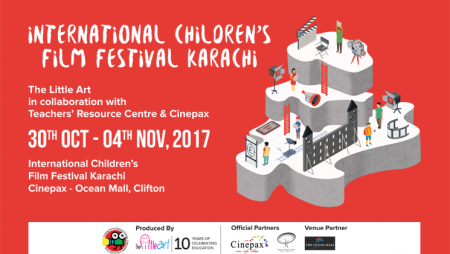 International Children's Film Festival – Karachi 2017