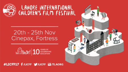 9th Lahore International Children's Film Festival 2017