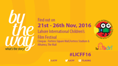 8th Lahore International Children's Film Festival 2016