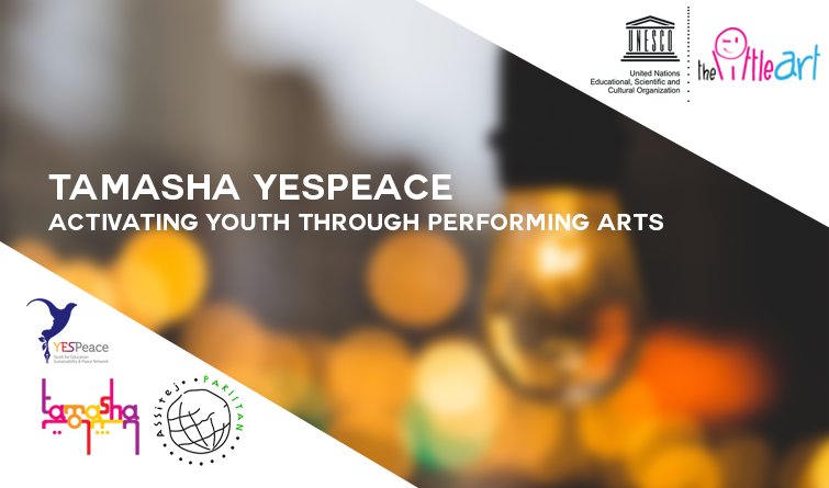 Tamasha Workshops – Activating Youth through Performing Arts