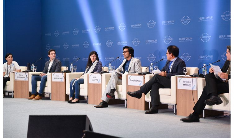From Pakistan to Korea – Speaking at UNESCO Panel and attending Global Citizenship Workshop​