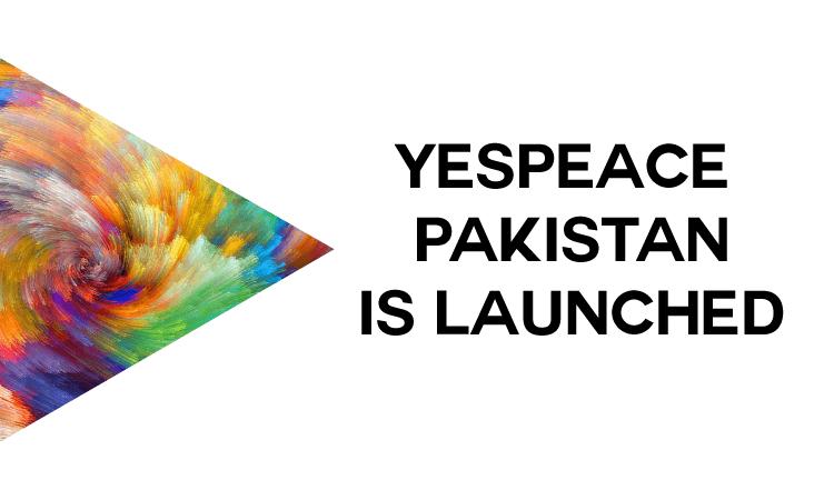 YesPeace-Launch