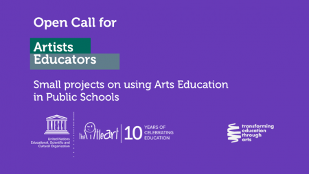 Open Call for Artists and Educators – Transforming Education through Arts (TEA)