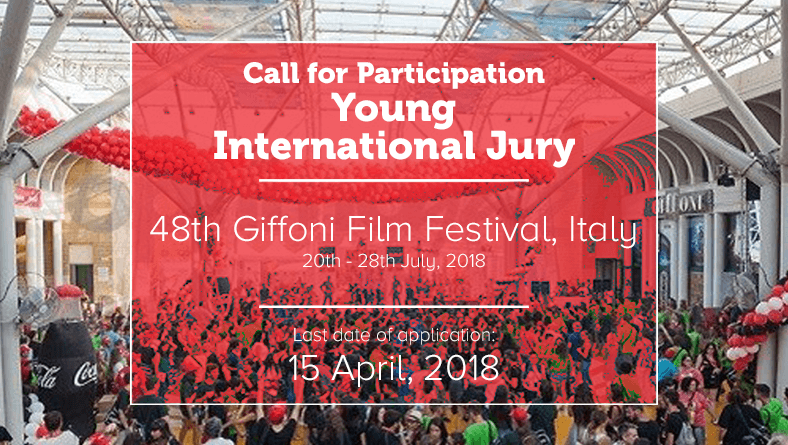Represent Pakistan as Young Jury in Giffoni 2018 Italy
