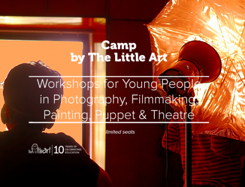 Camp by The Little Art