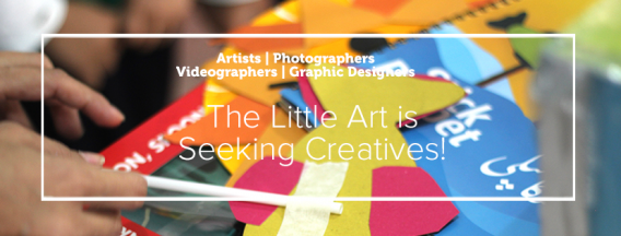 TLA_Seeking_Creatives_Event_Top
