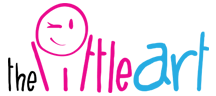 The Little Art Logo