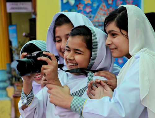 Equally Loud! Filmmaking Workshops in Schools