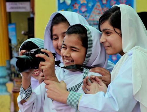 #EquallyLoud – Filmmaking Workshops in Schools