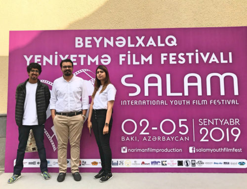Young Jury from Pakistan Goes to Azerbaijan