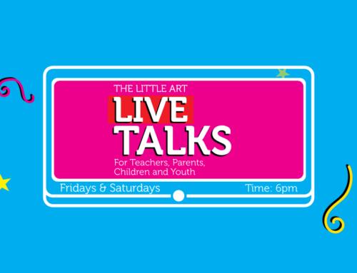 The Little Art Live Talks