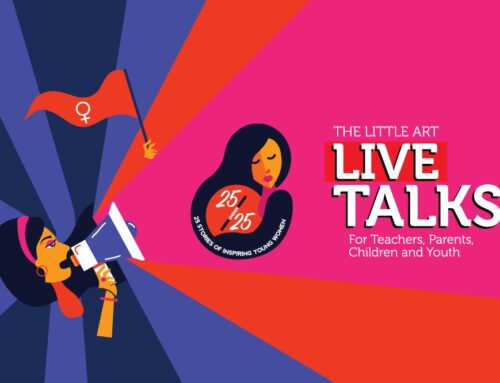 The Little Art Live Talks – Extraordinary 25 Under 25 Women