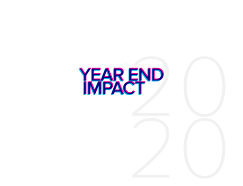 Year End Impact 2020