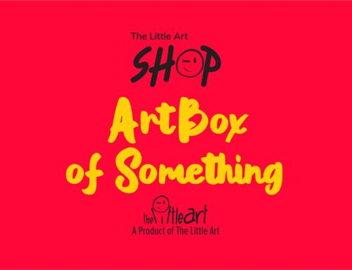 Launching The Little Art Shop and ArtBox